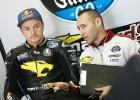 Miller se rompe la tibia y el peroné haciendo motocross