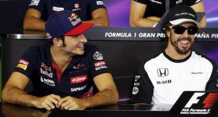 """""""Es interesante ver la reacción de Alonso en un año tan duro"""""""