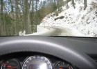 Seco, mojado, hielo, nieve… todo en un mismo tramo