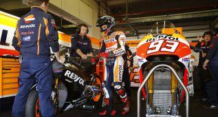 Yamaha y Honda siguen con dudas a diez días del test