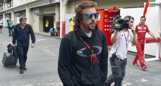Fernando Alonso saca la cabeza en las casas de apuestas