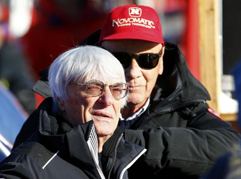 Bernie Ecclestone exige 25 millones de euros a Monza