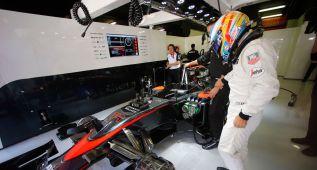 El McLaren-Honda de Fernando Alonso tendrá 223 caballos más