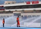 Las mejores imágenes de los test de Fórmula 1