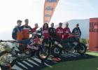 KTM España homenajea a sus pilotos por su gran actuación