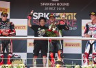 Sykes lidera el primer día de test en Jerez con Forés octavo