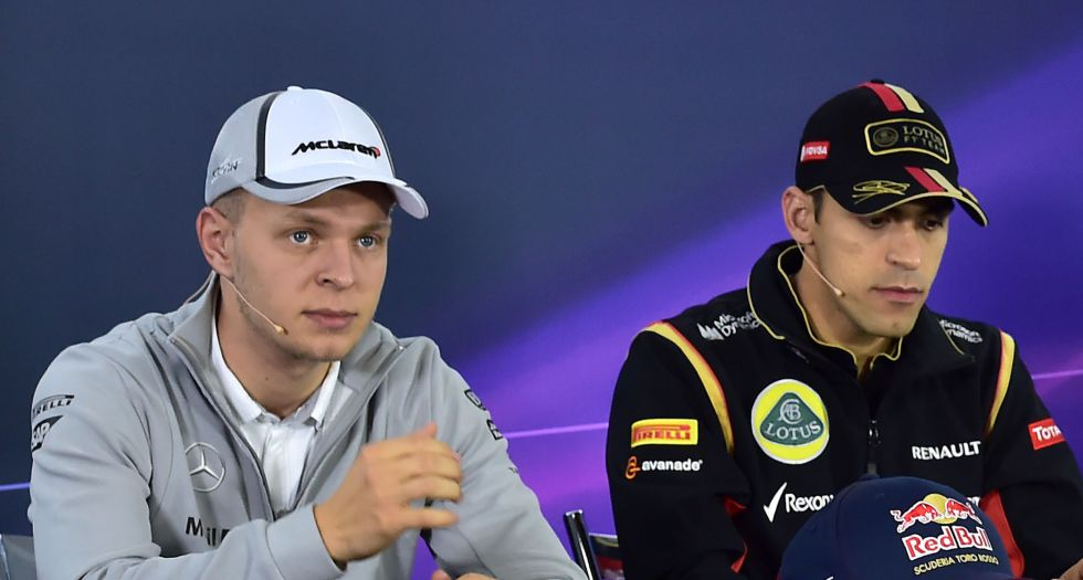 Maldonado, a punto de ser sustituido por Magnussen