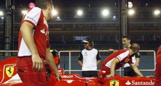 McLaren Honda quiere 'hacer un Ferrari' esta temporada