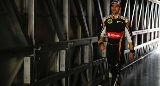 Maldonado, de ganar a Alonso en España a estar fuera de la F-1