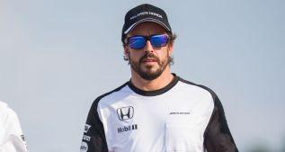 """Alonso: """"Llevo un mes entrenando como nunca"""""""