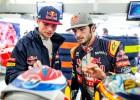 Toro Rosso se ve compitiendo contra McLaren Honda