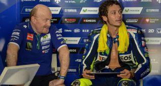 "Valentino Rossi: ""Somos bastante competitivos"""