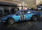 Un Alpine-Renault A-110 vuelve a ganar en Montecarlo
