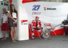 Stoner está para correr y Ducati aceptaría si se lo pidiese