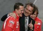 Montezemolo, de Schumacher: