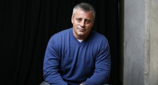 'Top Gear' elige a Matt Leblanc de 'Friends' como presentador