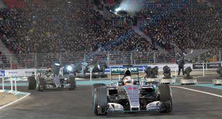 El motor del Mercedes podrá alcanzar los 900 caballos