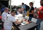 MotoGP: sanción deportiva por saltarse firmas de autógrafos