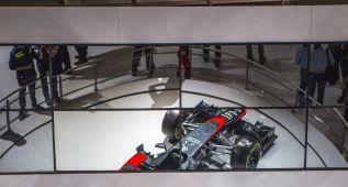 El nuevo McLaren MP4-31 ha superado los test de impacto