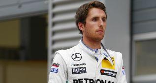 Juncadella seguirá un año más con Mercedes-Benz
