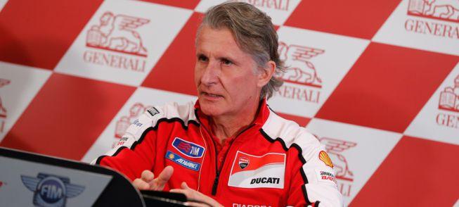 """Ducati niega ofertas, pero: """"Nos gustan Lorenzo y Márquez"""""""