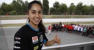 María Herrera correrá con el RBA y pilotará una KTM