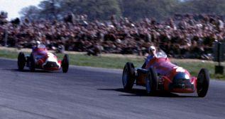 Alfa Romeo, rey de los primeros años de la Fórmula 1