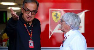 "Marchionne: ""Hicimos limpia; Ferrari no era presentable"""
