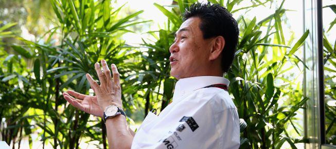 """Arai eleva el ánimo en McLaren: """"Cumpliremos las expectativas"""""""
