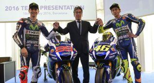 """""""Será difícil mantener a Rossi y Lorenzo en Yamaha en 2017"""""""
