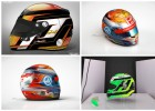 Cascos 2016: Grosjean rinde tributo a su amigo Bianchi