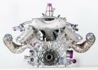 Porsche 'desnuda' el turbo que ganó Le Mans con Hulkenberg