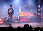 Red Bull muestra sus colores para