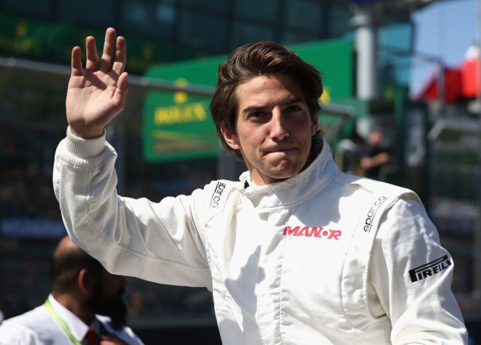 Los millones de Haryanto dejan a Merhi fuera de la Fórmula 1