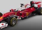 El nuevo monoplaza de Ferrari