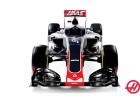 Haas estrena coche F-1: el VF-16 de Grosjean y Gutiérrez