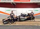 Force India presenta el VJM09 respetando las tradiciones