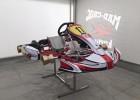 'JB17': el kart que rinde tributo a Jules Bianchi debutó en Italia