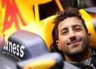 Ricciardo y el motor Renault:
