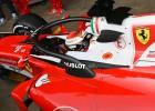 Raikkonen y Ferrari prueban el 'Halo' por petición de la FIA