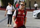 Vettel 'bautiza' su SF16-H con el nombre de Margherita