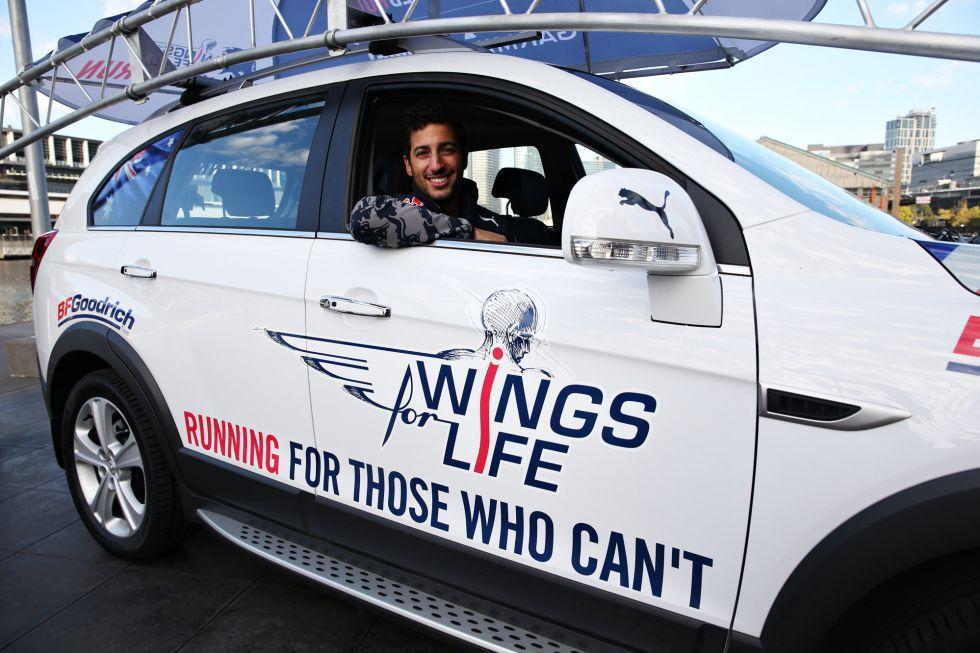 F1   Ricciardo, el héroe local piensa en victorias en 2016 - AS.com