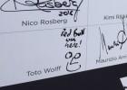 """""""Red Bull estuvo aquí"""", bromea Mercedes en Albert Park"""