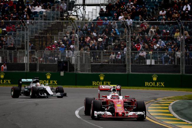 F1 GP de Australia en directo online