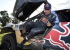 Sainz inicia la preparación del Dakar y podría correr la Baja