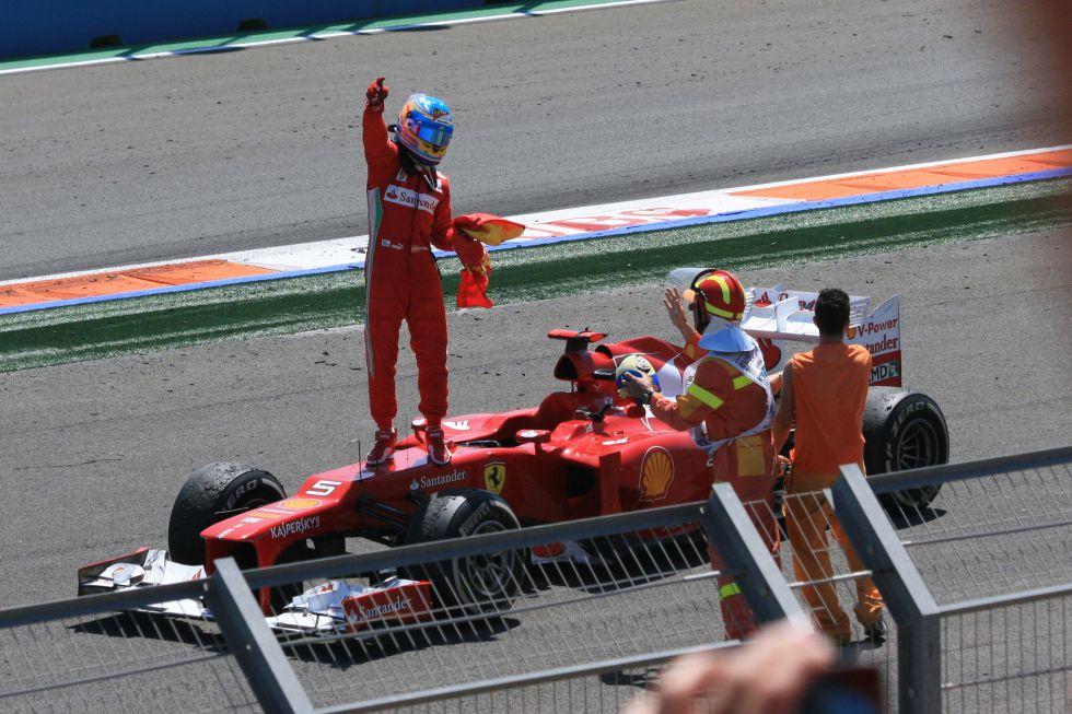 Los nueve mejores momentos de Fernando Alonso en la Fórmula 1.