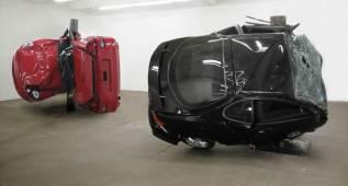 Los coches en el arte