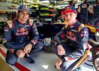 Sainz y Verstappen 'destripan' el circuito de Shanghai