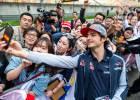 """Carlos Sainz: """"Espero estar delante en el GP de China"""""""