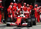 Ferrari llevará un nuevo motor al GP de Rusia: gasta 3 tokens